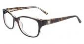 Anne Klein AK5005 Eyeglasses Eyeglasses - Tortoise Crystal