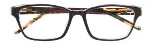 Ellen Tracy Dublin Eyeglasses Eyeglasses - Black
