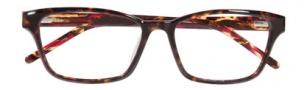Ellen Tracy Dublin Eyeglasses Eyeglasses - Tortoise
