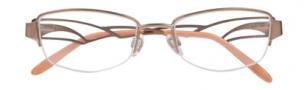Ellen Tracy Florence Eyeglasses Eyeglasses - Sand