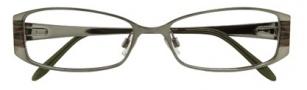 Ellen Tracy Grenada Eyeglasses Eyeglasses - Greenstone