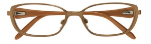 Ellen Tracy Kerala Eyeglasses Eyeglasses - Brown