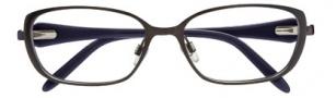 Ellen Tracy Kerala Eyeglasses Eyeglasses - Navy