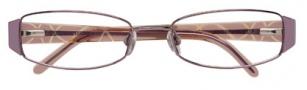 Ellen Tracy Levana Eyeglasses Eyeglasses - Mauve