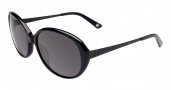 Anne Klein AK7000 Sunglasses Sunglasses - Black