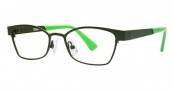 Ogi Kids OK101 Eyeglasses Eyeglasses - 1147 Olive / Green
