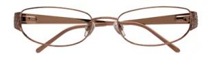 Ellen Tracy Uma Eyeglasses Eyeglasses - Sand
