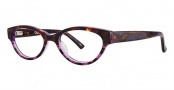 Ogi Kids OK300 Eyeglasses Eyeglasses - 1281 Purple Marble Demi / Purple Marble