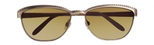 Ellen Tracy Munich Sunglasses Sunglasses - Antique Gold