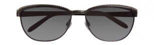 Ellen Tracy Munich Sunglasses Sunglasses - Black