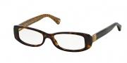 Coach HC6033B Eyeglasses Eyeglasses - 5033 Dark Tortoise