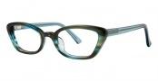 Ogi Kids OK306 Eyeglasses Eyeglasses - 1452 Aqua Streak / Aqua