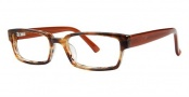 Ogi Kids OK307 Eyeglasses Eyeglasses - 1331 Amber Demi / Brown