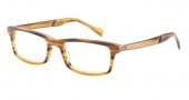 Lucky Brand Citizen AF Eyeglasses Eyeglasses - Brown Horn