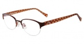 Lucky Brand Coastal Eyeglasses Eyeglasses - Brown