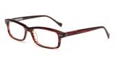 Lucky Brand Cooper Eyeglasses Eyeglasses - Red Horn