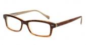 Lucky Brand Cooper Eyeglasses Eyeglasses - Brown Horn