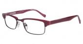 Lucky Brand Emery Eyeglasses Eyeglasses - Burgundy
