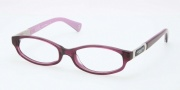 Coach HC6037 Eyeglasses Kinslee Eyeglasses - 5069 Purple