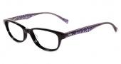 Lucky Brand Kona Eyeglasses Eyeglasses - Black