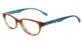 Lucky Brand Kona Eyeglasses Eyeglasses - Brown