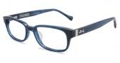 Lucky Brand Lincoln Eyeglasses Eyeglasses - Denim