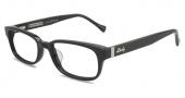 Lucky Brand Lincoln AF Eyeglasses Eyeglasses - Black