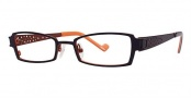 Ogi Kids OK74 Eyeglasses Eyeglasses - 1185 Eggplant / Burnt Orange