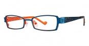 Ogi Kids OK74 Eyeglasses Eyeglasses - 1257 Periwinkle / Tangerine