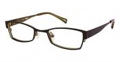 Ogi Kids OK76 Eyeglasses Eyeglasses - 1307 Dark Brown / Olive