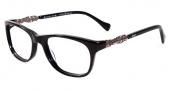 Lucky Brand Palm Eyeglasses Eyeglasses - Black