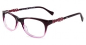 Lucky Brand Palm Eyeglasses Eyeglasses - Purple Gradient