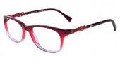 Lucky Brand Palm Eyeglasses Eyeglasses - Rasberry
