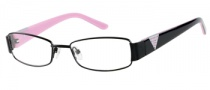 Guess GU 2395 Eyeglasses Eyeglasses - BLK: Satin Black