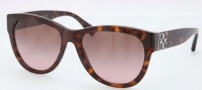 Coach HC8045 Sunglasses Sunglasses - 500114 Dark Tortoise / Brown Gradient Pink