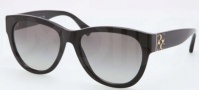 Coach HC8045 Sunglasses Sunglasses - 500211 Black / Grey Gradient