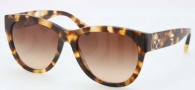Coach HC8045 Sunglasses Sunglasses - 504513 Spotty Tortoise / Brown Gradient