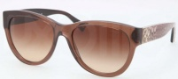 Coach HC8045 Sunglasses Sunglasses - 510613 Brown Khaki / Brown Gradient