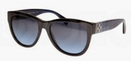 Coach HC8045 Sunglasses Sunglasses - 510717 Black Blue / Grey Blue Gradient