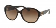 Coach HC8051 Sunglasses Sunglasses - 500113 Dark Tortoise / Brown Gradient