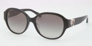 Coach HC8051 Sunglasses Sunglasses - 500211 Black / Grey Gradient