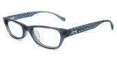 Lucky Brand Route 66 Eyeglasses Eyeglasses - Blue