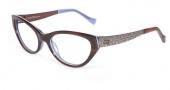 Lucky Brand Sonora AF Eyeglasses Eyeglasses - Brown