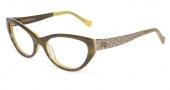 Lucky Brand Sonora AF Eyeglasses Eyeglasses - Olive