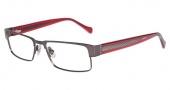 Lucky Brand Vista Eyeglasses Eyeglasses - Dark Gunmetal