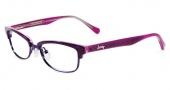 Lucky Brand Zuma Eyeglasses Eyeglasses - Purple