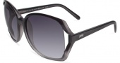 Lucky Brand Carmel Sunglasses Sunglasses - Black Gradient
