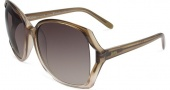Lucky Brand Carmel Sunglasses Sunglasses - Olive Gradient