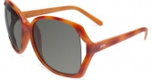 Lucky Brand Carmel Sunglasses Sunglasses - Orange Tortoise