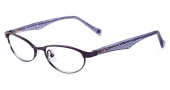 Lucky Brand Kids Peppy Eyeglasses Eyeglasses - Purple